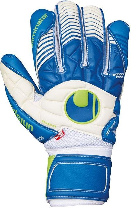 Brankárske rukavice Uhlsport eliminator aquasoft outdry