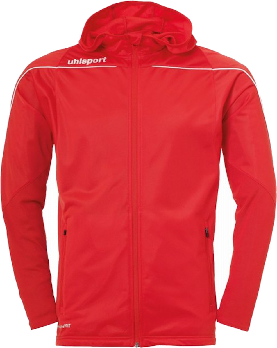 Bunda s kapucňou Uhlsport Stream 22 Hooded JKT