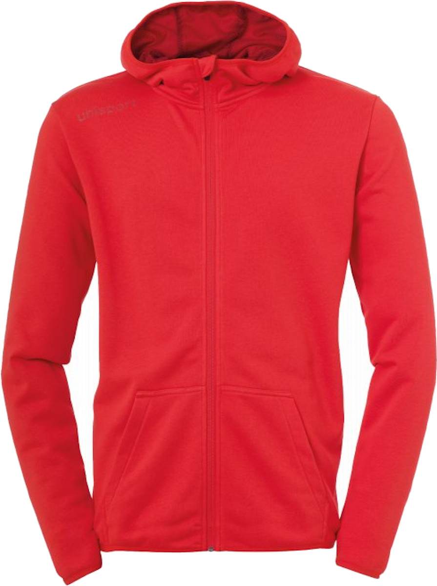 Bunda s kapucňou Uhlsport Essential hooded JKT
