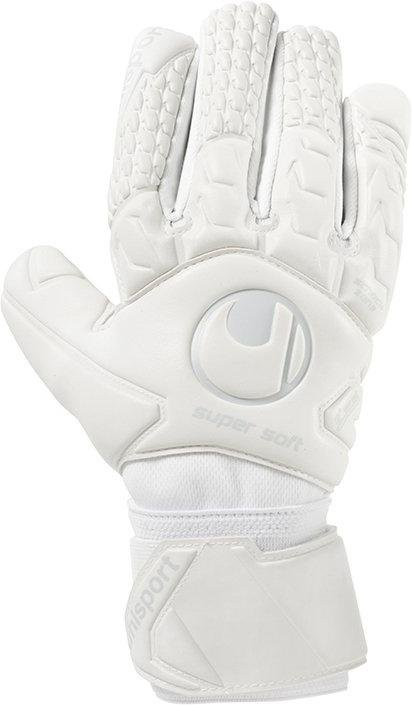 Brankárske rukavice Uhlsport supersoft hn f04