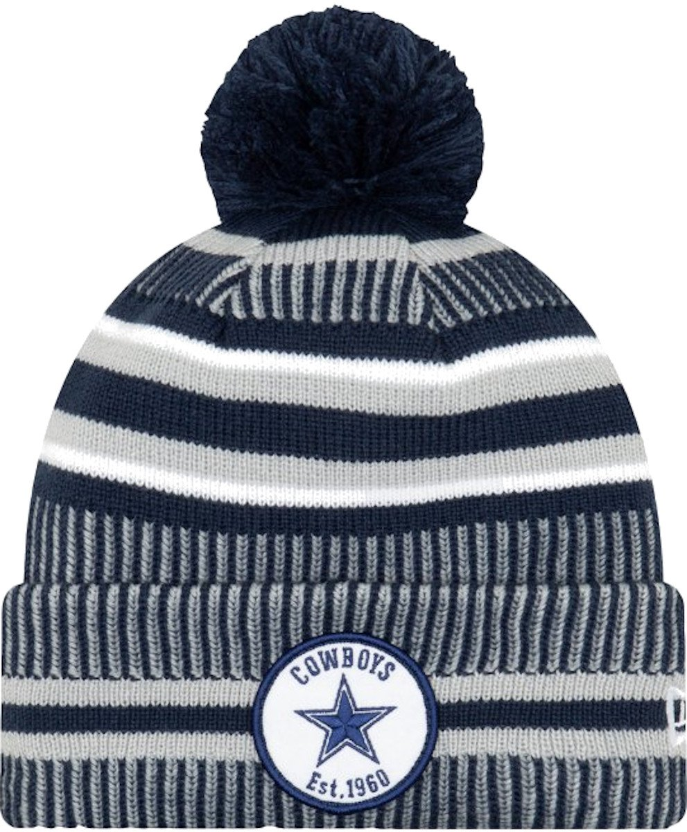 Čiapky New Era Dallas Cowboys HM Knitted Cap