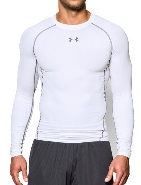 Kompresné tričko Under Armour Under Armour HG LS Comp