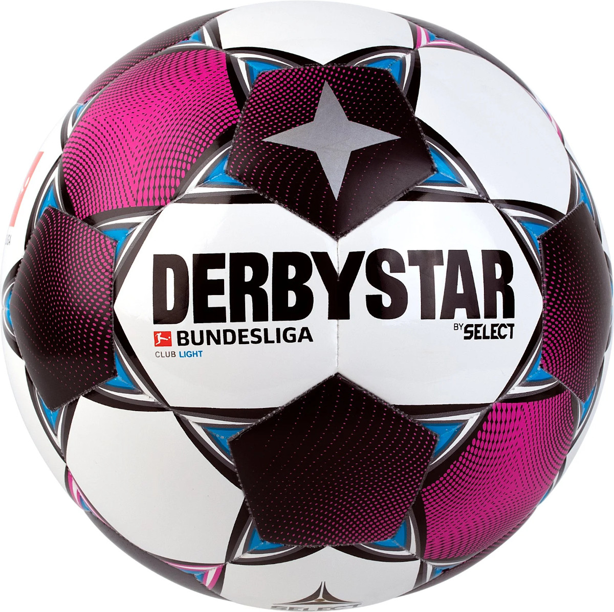 Lopta Derbystar Bundesliga Club Light 350g training ball