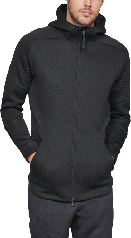 Mikina s kapucňou Under Armour UNSTOPPABLE MOVE FZ HOODIE