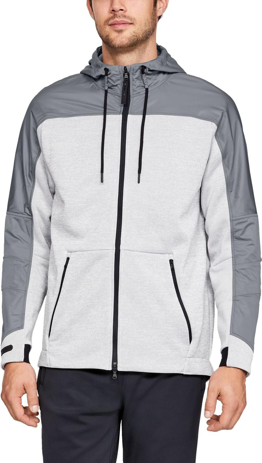 Bunda s kapucňou Under Armour UNSTOPPABLE COLDGEAR SWACKET