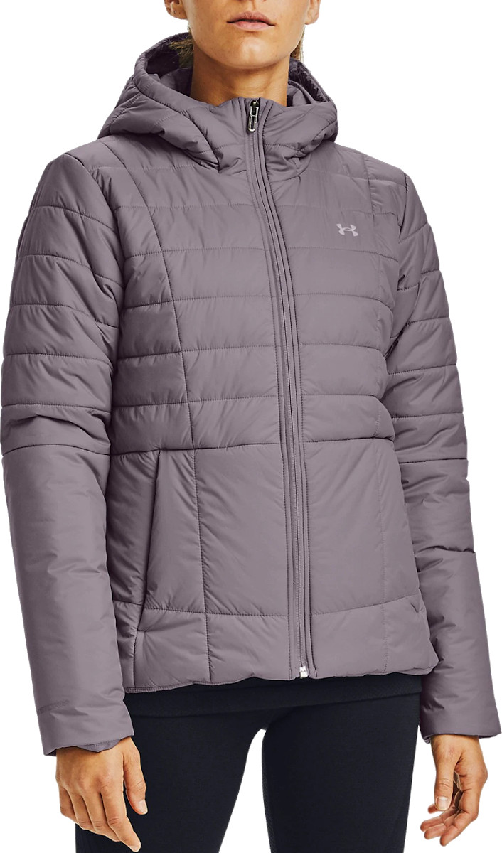 Bunda s kapucňou Under Armour UA Armour Insulated Hooded Jkt