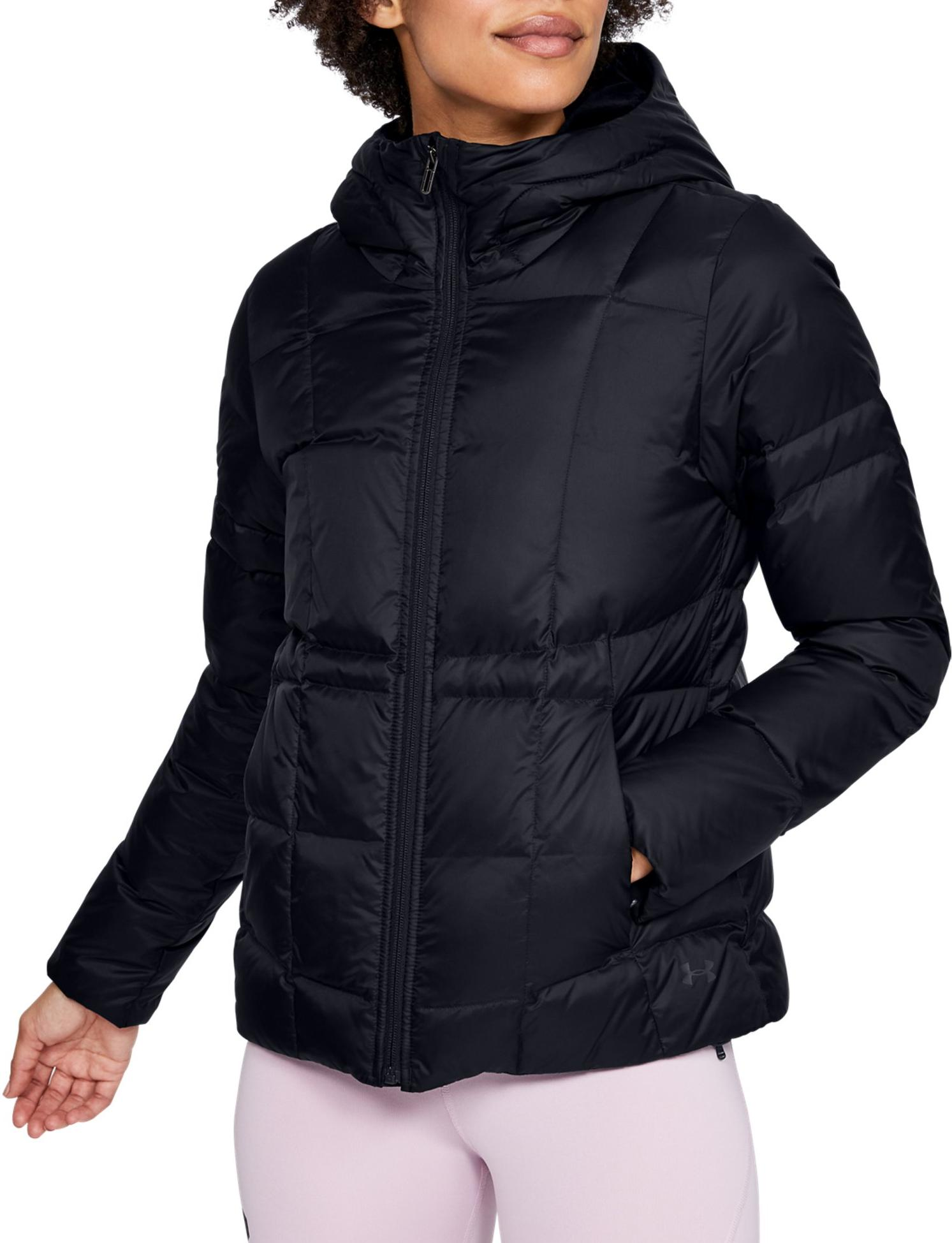 Bunda s kapucňou Under Armour UA Armour Down Hooded Jkt